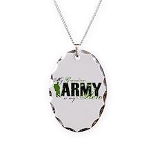 Grandson Hero3 - ARMY Necklace