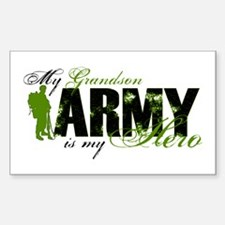Grandson Hero3 - ARMY Decal
