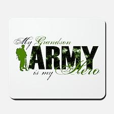 Grandson Hero3 - ARMY Mousepad