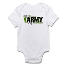 Grandson Hero3 - ARMY Infant Bodysuit