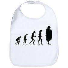 Evolution Sumo wrestler Bib