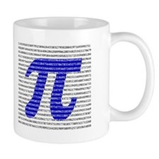 1000 Digits of Pi Mug