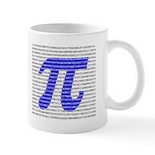 1000 Digits of Pi Small Mug