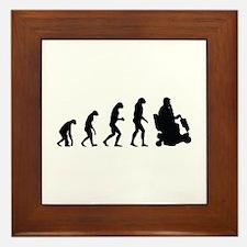 Evolution Framed Tile
