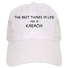 Best Things in Life: Karachi Baseball Cap
