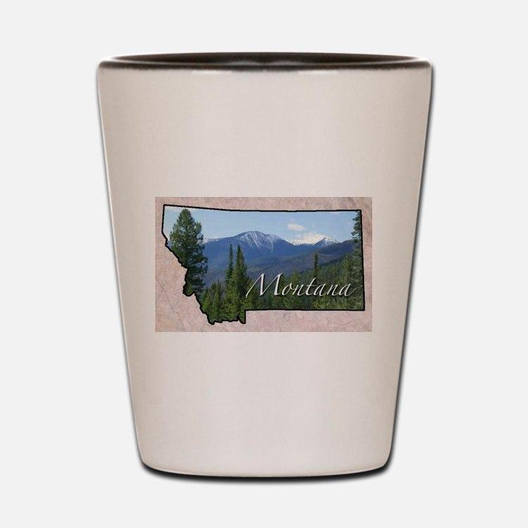 Cute Montana Shot Glass