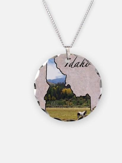 Unique Idaho Necklace