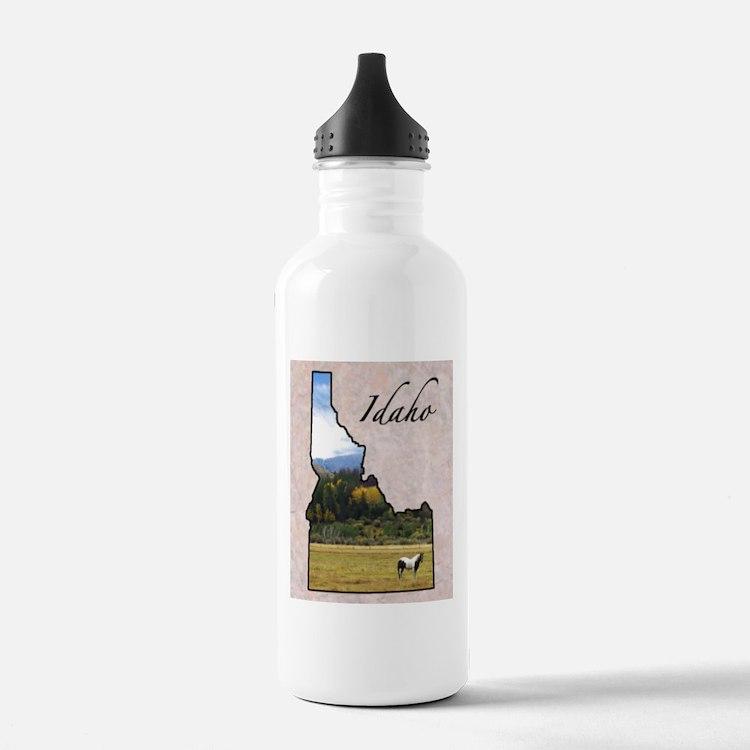Cute State Water Bottle