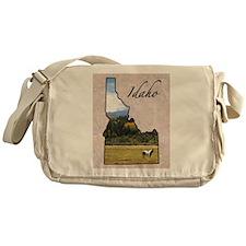 Cute State Messenger Bag