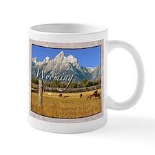 Wyoming Mugs
