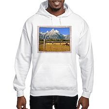 Cute Wyoming Hoodie