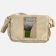 Unique Vermont Messenger Bag