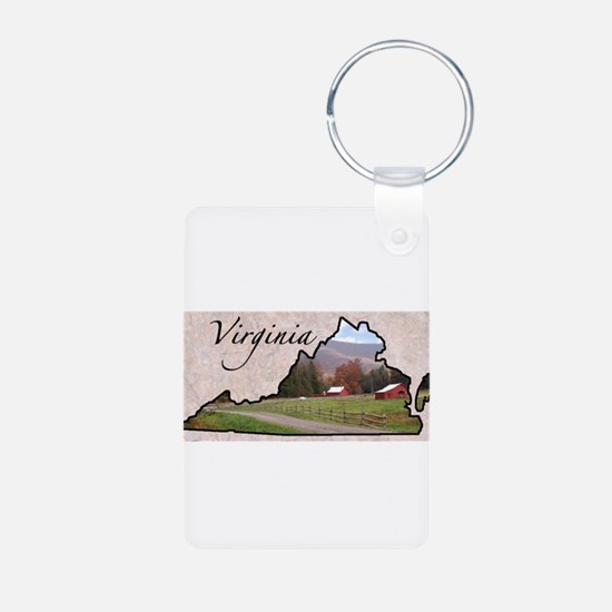 Cute Virginia Keychains