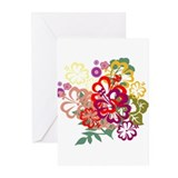 Cheery Greeting Cards (10 Pack)