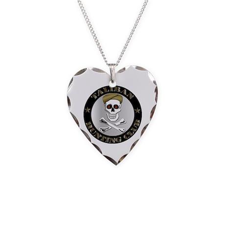 Emblem - Taliban Hunting Club Necklace Heart Charm