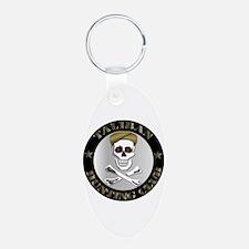 Emblem - Taliban Hunting Club Keychains