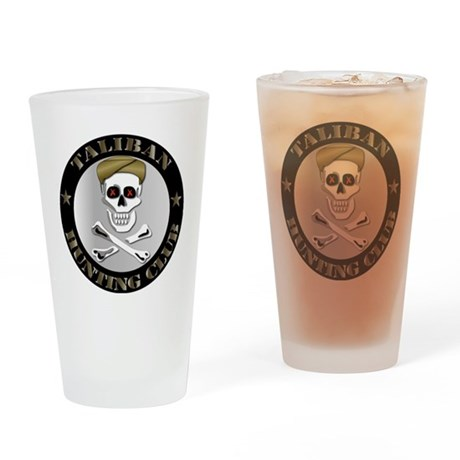 Emblem - Taliban Hunting Club Drinking Glass