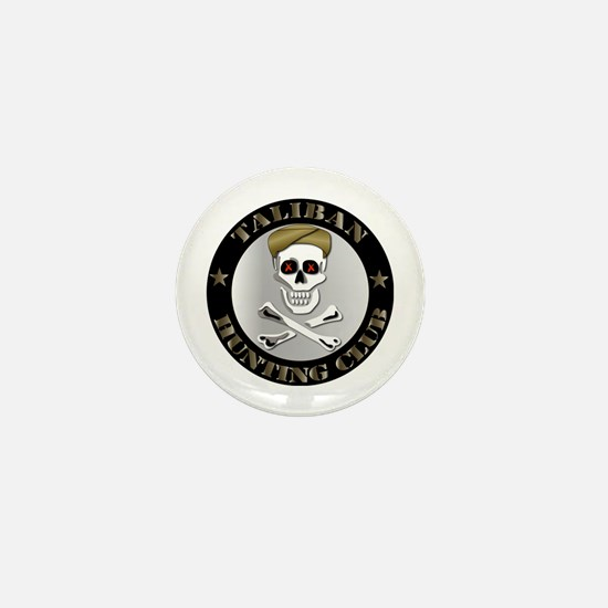 Emblem - Taliban Hunting Club Mini Button