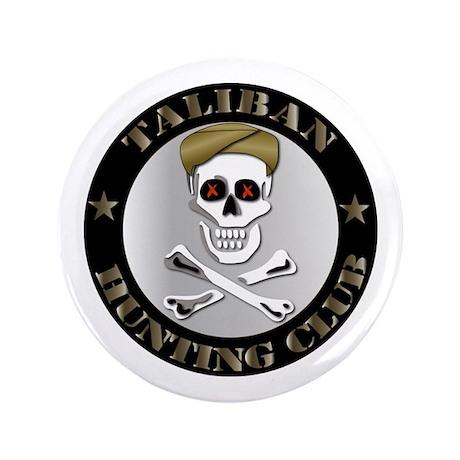"Emblem - Taliban Hunting Club 3.5"" Button (100 pac"