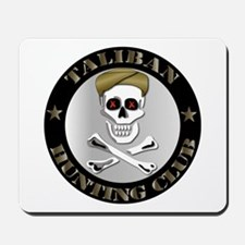 Emblem - Taliban Hunting Club Mousepad