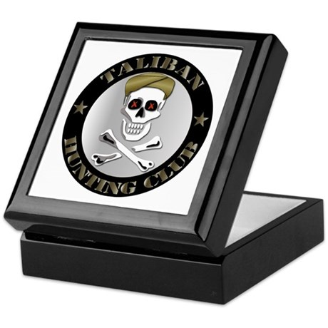 Emblem - Taliban Hunting Club Keepsake Box