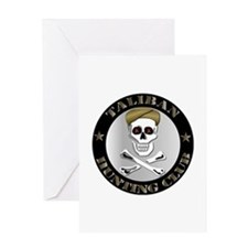 Emblem - Taliban Hunting Club Greeting Card