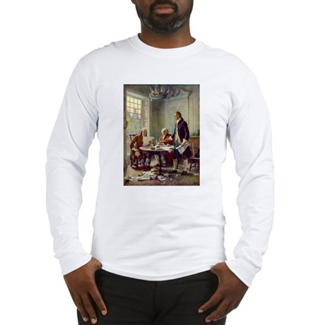 Founding Fathers Long Sleeve T-Shirt