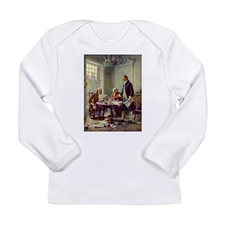 Founding Fathers Long Sleeve Infant T-Shirt