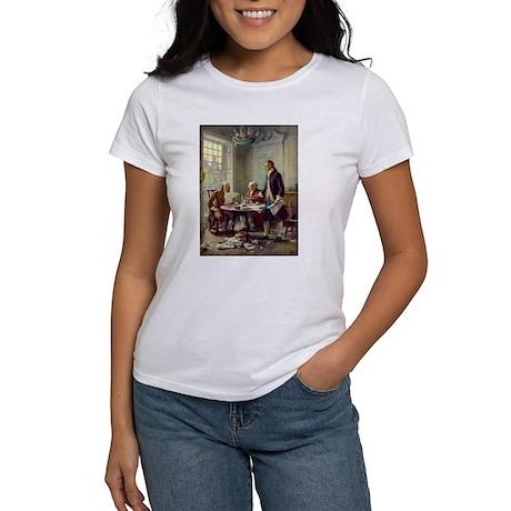 Founding Fathers Women's T-Shirt