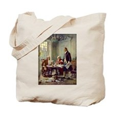 Founding Fathers Tote Bag
