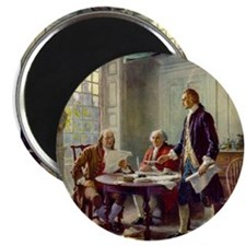 """Founding Fathers 2.25"""" Magnet (10 pack)"""