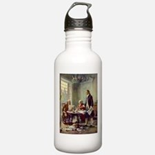 Founding Fathers Water Bottle