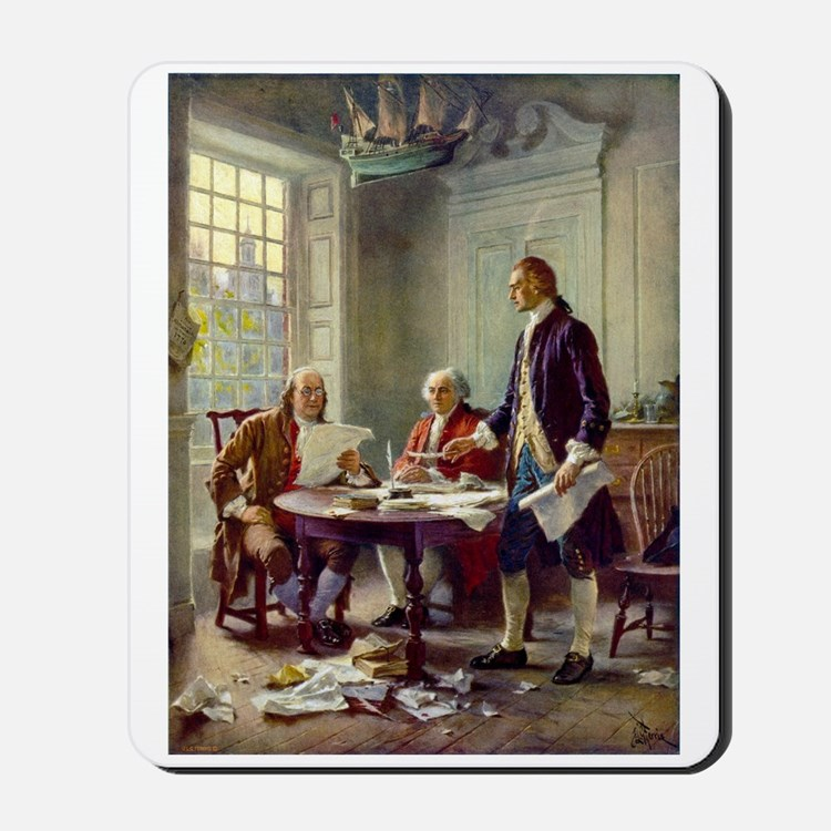 Founding Fathers Mousepad