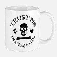 Trust the Pirate Mug