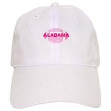 Alabama Football Pink Lace Baseball Cap