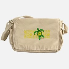 Hawaii Turtle Messenger Bag