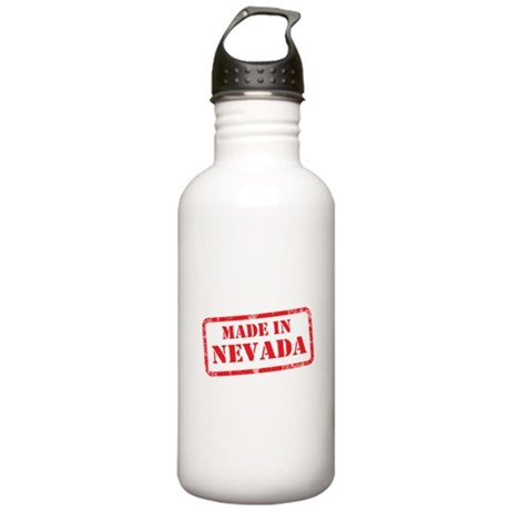 MADE IN NEVADA Stainless Water Bottle 1.0L