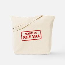 MADE IN NEVADA Tote Bag