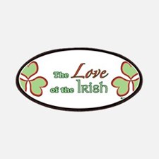 Love of the Irish Patches