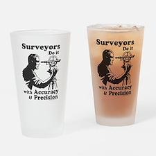 SurveyorsDoIt Drinking Glass