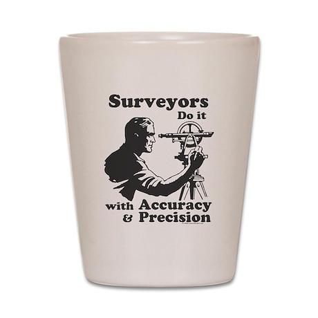 SurveyorsDoIt Shot Glass