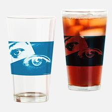 Positive-Negative Drinking Glass