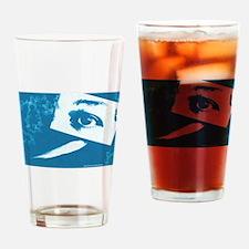 Chain Eye Drinking Glass