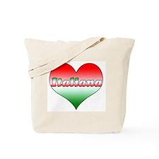 Unique Italians do it better Tote Bag