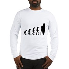 Evolution surfing Long Sleeve T-Shirt