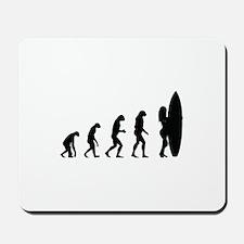 Evolution surfing Mousepad