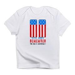 9/11 2001 Infant T-Shirt