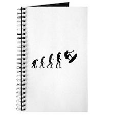 Evolution surfing Journal