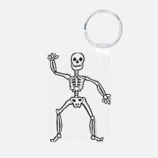 ILY Skeleton Keychains