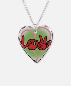 LoveWithHeart Necklace